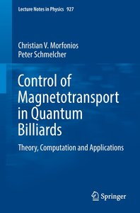 Control of Magnetotransport in Quantum Billiards