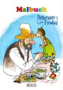 Pettersson und Findus - Malbuch