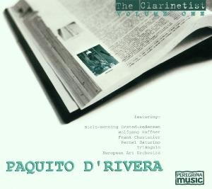 The Clarinetist-Vol.1