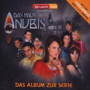 Das Haus Anubis-Das Album Zur Serie