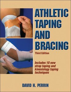 Athletic Taping and Bracing