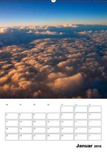 Impressionen am Himmel (Wandkalender 2016 DIN A2 hoch)