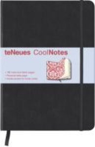 CoolNotes Black/Baroque Red