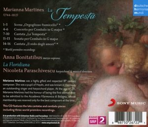 Marianna Martines: La tempesta