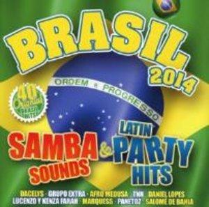Brasil 2014-Samba Sounds & P
