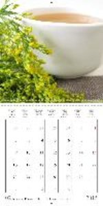 My favorite tea (Wall Calendar 2015 300 × 300 mm Square)