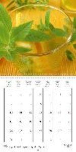 My favorite tea (Wall Calendar 2015 300 × 300 mm Square)