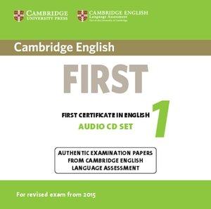 Cambridge English Advanced 1 for updated exam. 2 Audio CDs