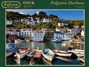 Falcon. Polperro Harbour. Puzzle 1000 Teile