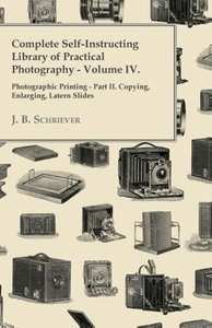 Photographic Printing - Part II.