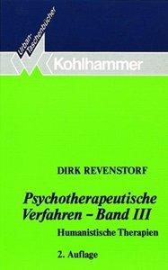 Psychotherapeutische Verfahren - Band III