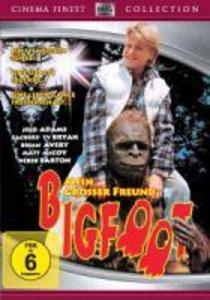 Mein großer Freund Bigfoot (DVD)