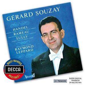 Gerard Souzay: Händel,Rameau & Lully (DMWR)
