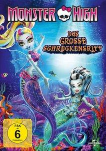 Monster High - Das grosse Schreckensriff