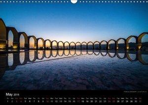 Monuments of Pakistan 2015 (Wall Calendar 2015 DIN A3 Landscape)