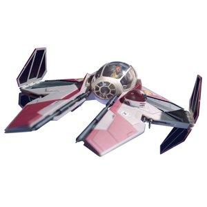 Revell 06679 - Obi-Wans Jedi Starfighter, easykit