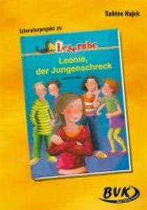 """Literaturprojekt zu """"Leonie, der Jungenschreck"""""""