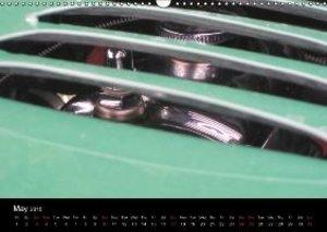 Classic Cars / UK-Version (Wall Calendar 2015 DIN A3 Landscape)