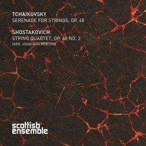 Serenade für Streicher/Streichquartett op.68