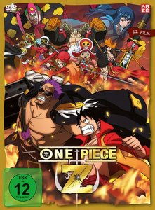 One Piece 11 - One Piece Film Z