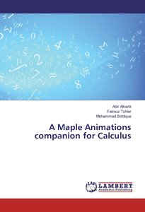 A Maple Animations companion for Calculus