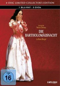 Die Bartholomäusnacht - restaurierte 4K-Fassung im limitierten M
