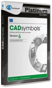 TurboCAD CADSymbols 6 - Platinum Edition