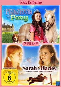 Sarah und Harley - Eine Freundschaft für immer & Die Prinzessin