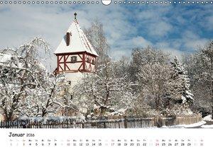 Beilngries (Wandkalender 2016 DIN A3 quer)