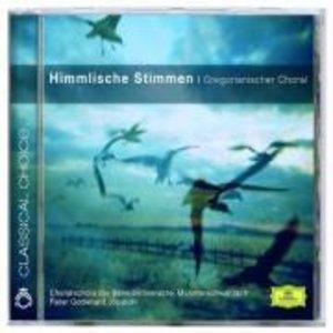 Himmlische Stimmen-Gregorianischer Choral (CC)