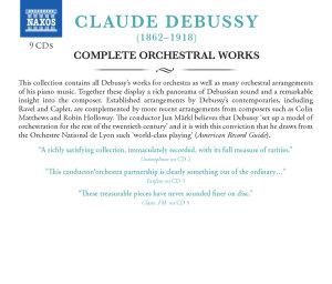 Gesamte Orchesterwerke