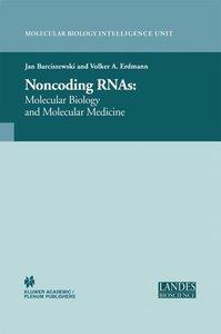 Non-Coding RNAs
