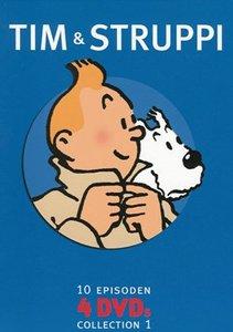 Tim und Struppi Coll. 1/4 DVD