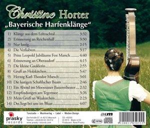 Bayerische Harfenklänge