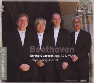 Streichquartette op.74 & 95