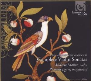 Violinsonaten op.3 & 4