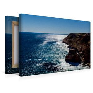 Premium Textil-Leinwand 45 cm x 30 cm quer Kalbarri NP