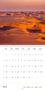 The Sky\'s Colours (Wall Calendar 2015 300 × 300 mm Square)
