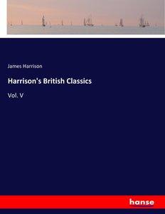 Harrison\'s British Classics