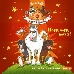 Die Haferhorde 06: Hopp, hopp, hurra!