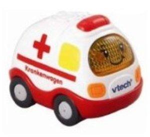 VTech 80-119704 - Tut Tut Baby Flitzer: Krankenwagen