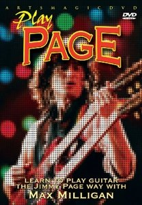 Play Page-Learn To Play Jimmy Page Way With Max