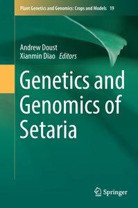 Genetics and Genomics of Setaria