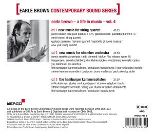 Earle Brown-A Life in Music-Vol.4