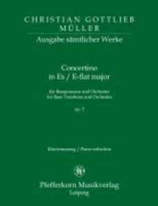 Concertino Es-Dur op. 5