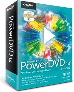 CyberLink PowerDVD 14 Standard