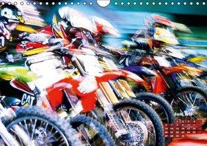 Akrobatik auf zwei Rädern: Motocross (Wandkalender 2016 DIN A4 q