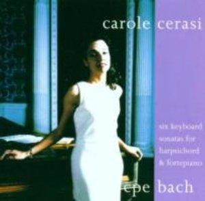 Bach C.P.E./6 Cembalosonaten