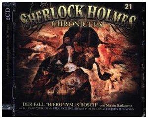 Sherlock Holmes Chronicles 21
