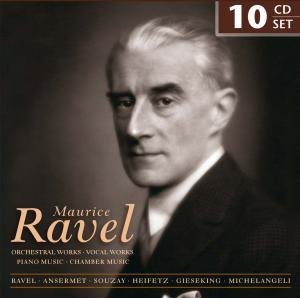 Maurice Ravel-Orchestral Works & Vocal Works